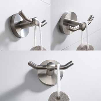 Spot-Free Stainless Steel - Robe Hook