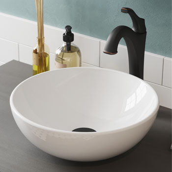 Rubbed Bronze - Lifestyle