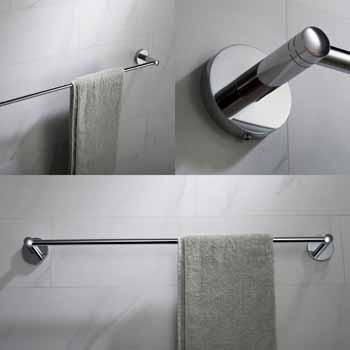 Chrome - Towel Bar