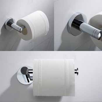 Chrome - Toilet Paper Holder
