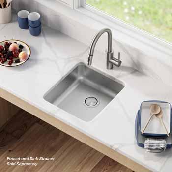 Kraus 17'' Sink Lifestyle View 1