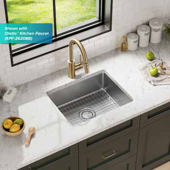 Kraus 21'' Sink Lifestyle View 2