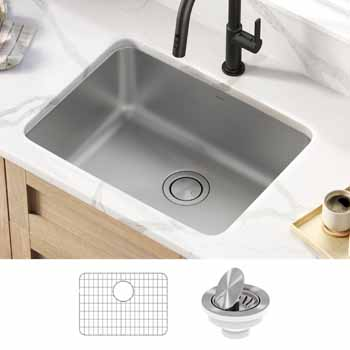 Kraus 25'' Sink Lifestyle View 1