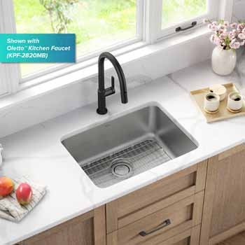 Kraus 25'' Sink Lifestyle View 2