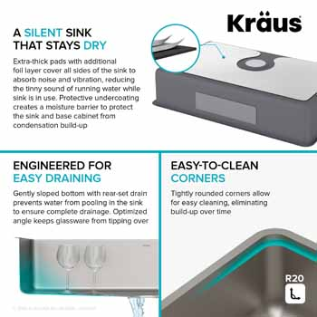 Kraus Dex Series Manufacturer Information