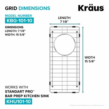 7-1/8'' W - Dimensions