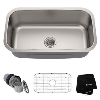 31-1/2'' Kitchen Sink