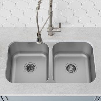 Kitchen Sink Display 3