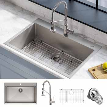 Sink and Accessory View - Lifestyle View