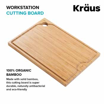Organic Cutting Board