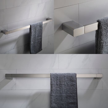 Brushed Nickel - Complete View 1