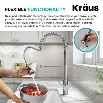 KRAUS Flexible Functionality Info