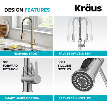 KRAUS Design Features Info