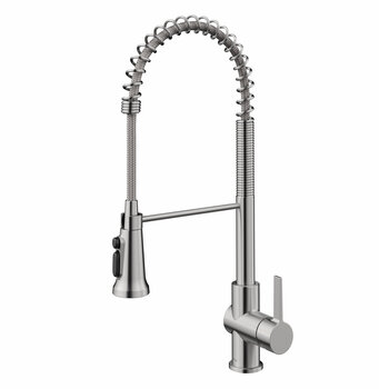 KRAUS Stainless Steel Product View