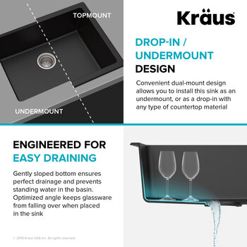 Drop-In / Undermount Design Info