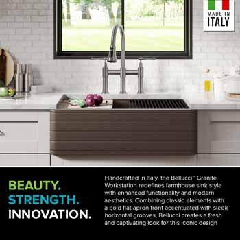 All Finishes - Beauty , Strength and Innovation