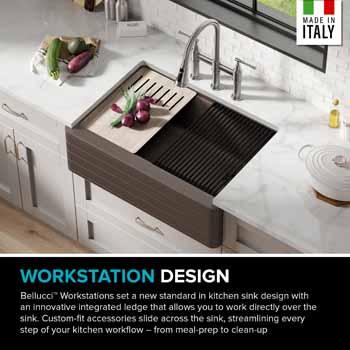 All Finishes - Workstation Design