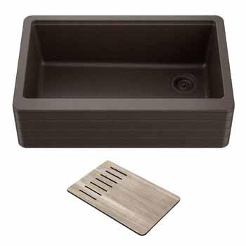 Metallic Brown - Display View + Cutting Board