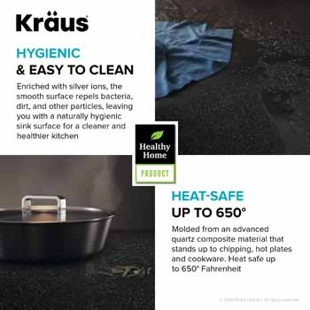 Kraus Sink Manufacturer Information