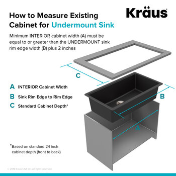 Measure Existing Cabinet info
