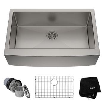 Kitchen Sink Display 5
