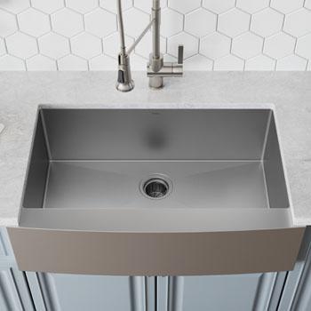 Kitchen Sink Display 4