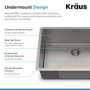 Undermount Design Info