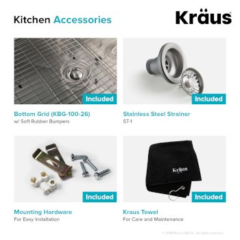 Accessories Included Items