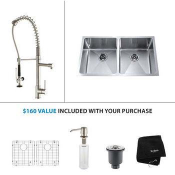 Kitchen Sink & Faucet Sets