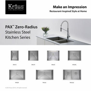 Pax Series Zero Radius Collection