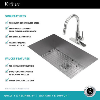 Sink Features