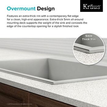 Overmount Design