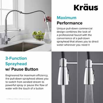 Faucet Specifications 1