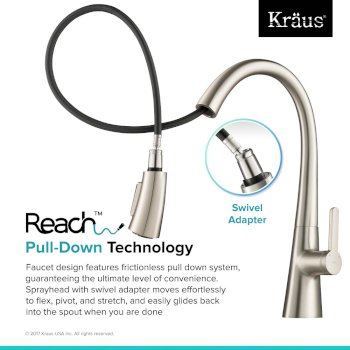 Reach Pull Down Technology Info