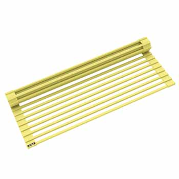 Kraus Yellow Drying Rack Display View