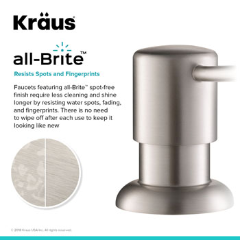 all-Brite Heavy-Duty Pump (All Finishes)