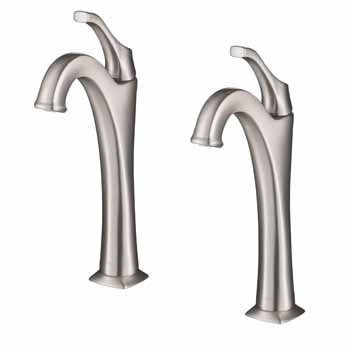 Spot-Free Stainles Steel - Faucet 2 Pack