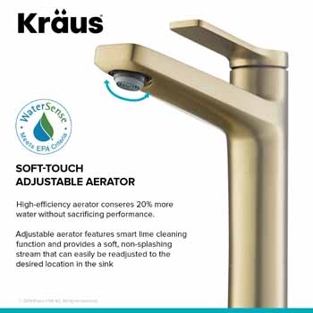 Soft Touch Aerator