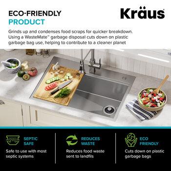 KRAUS Eco Friendly Product Info