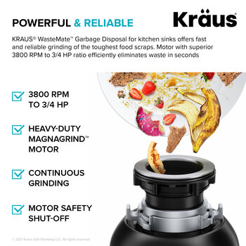 KRAUS Powerful and Reliable Info