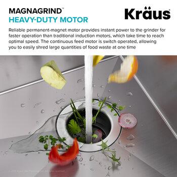 KRAUS Magnagrind Info