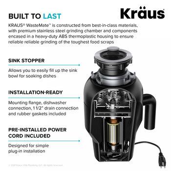 KRAUS Built to Last Info