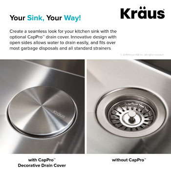 Your Sink, Your Way
