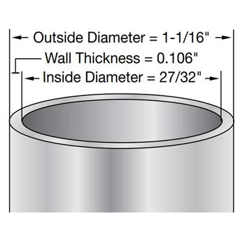 KV-770-1 Dimensions
