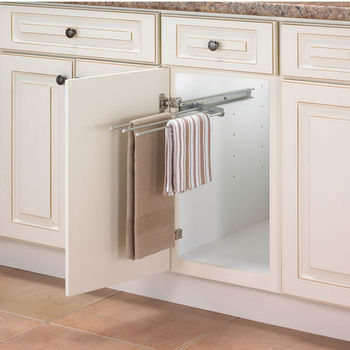 Towel Organizers Pull Out And Door Mounted Towel Racks