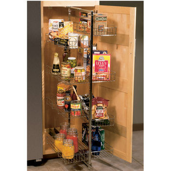 Side-Mount Pantry Roll-Out