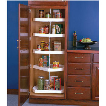 Knape & Vogt Pantry Fittings
