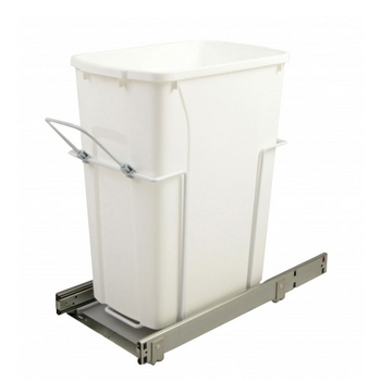 Knape & Vogt Standard Bottom-Mount Waste & Recycling Bins