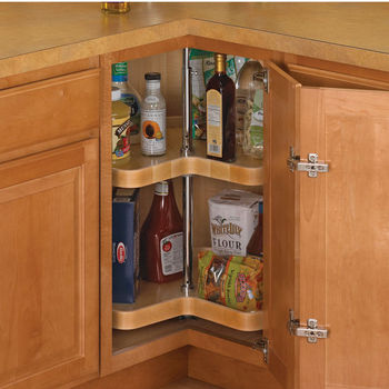 kitchen cabinet corner lazy susan lazy susans shop for cabinet lazy susans and built in 18385
