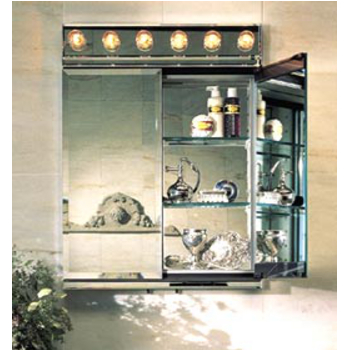 Frameless Medicine Cabinets · Lighted Medicine Cabinets